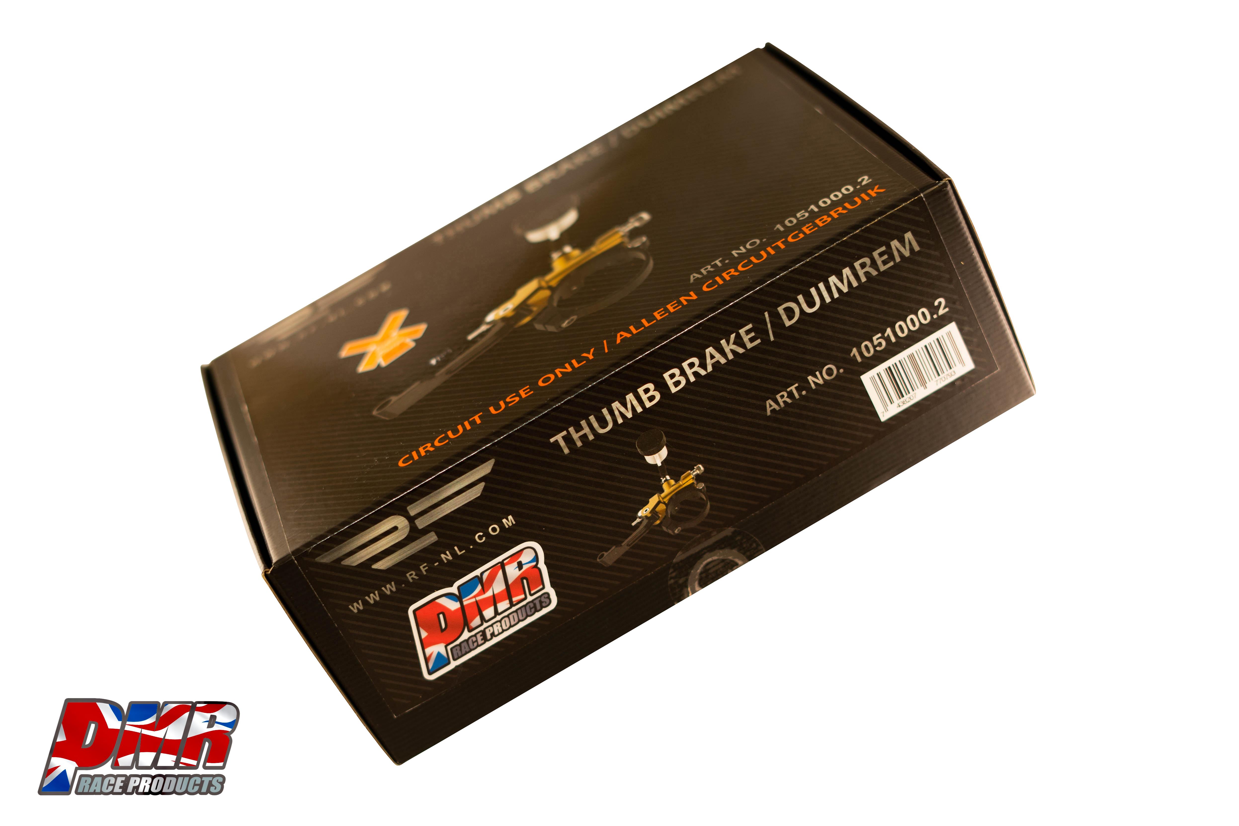 Motorcycle Racing Thumb Brake Kit
